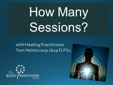 How Many Sessions are needed in Energy Healing?